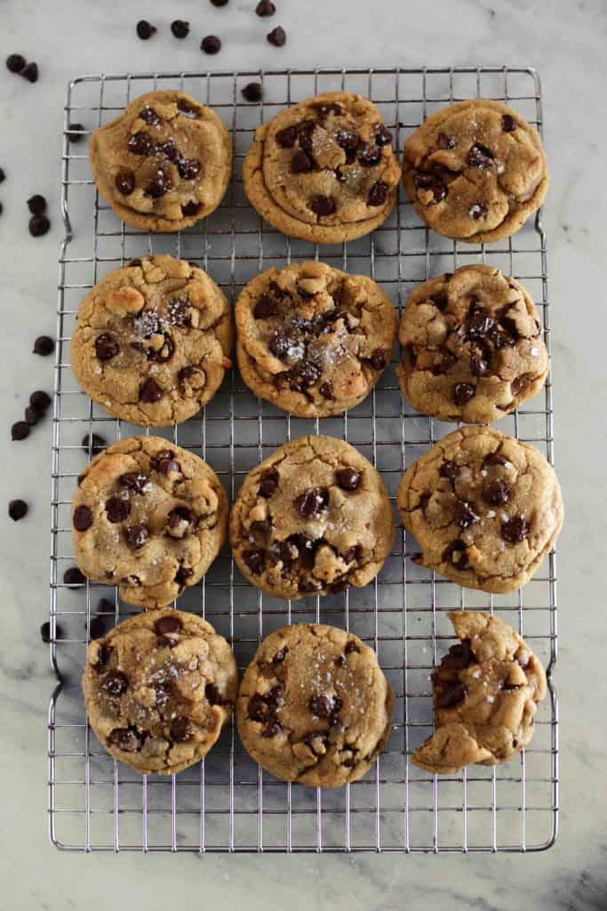 Perfect Chocolate Chip Cookies Recipe