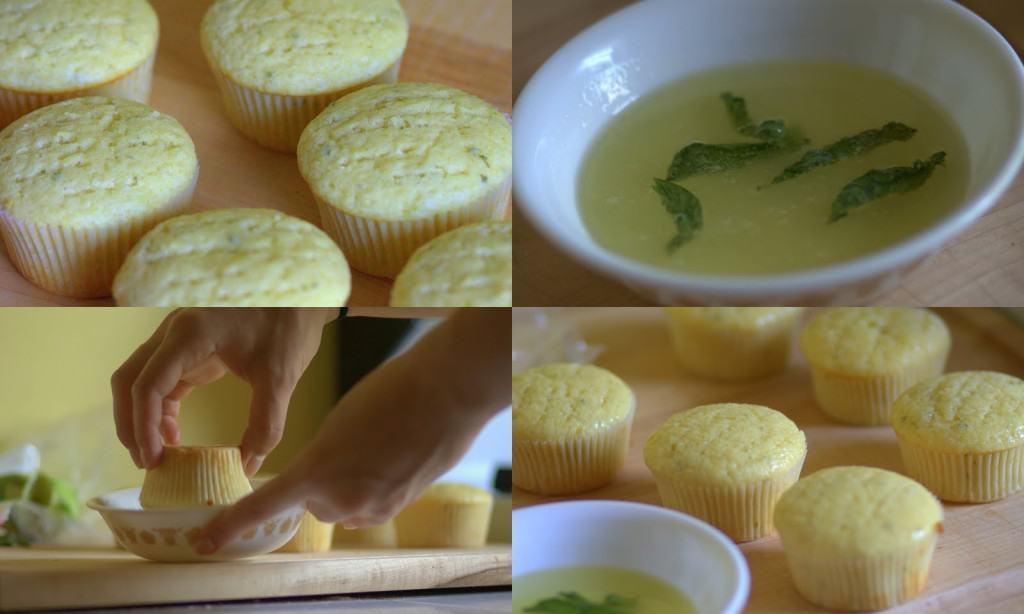 Mojito+Cupcakes