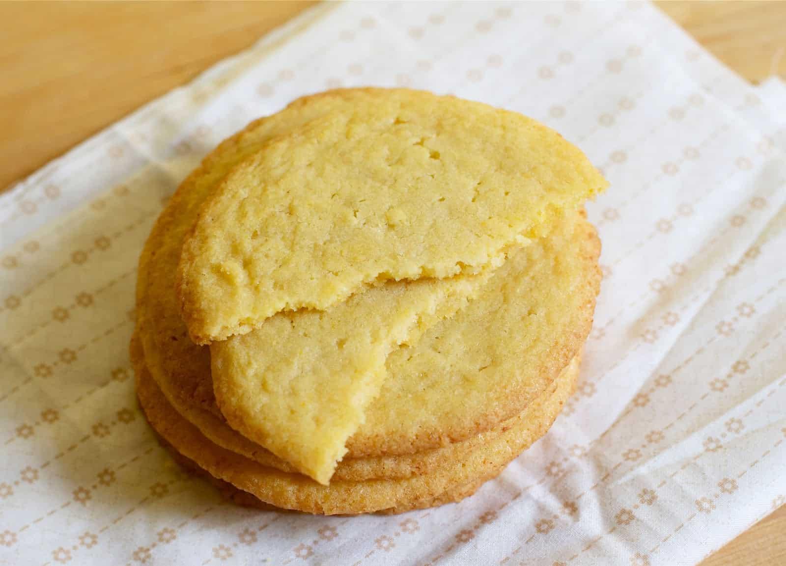 Corn Cookies (Milk Bar Bonus!)
