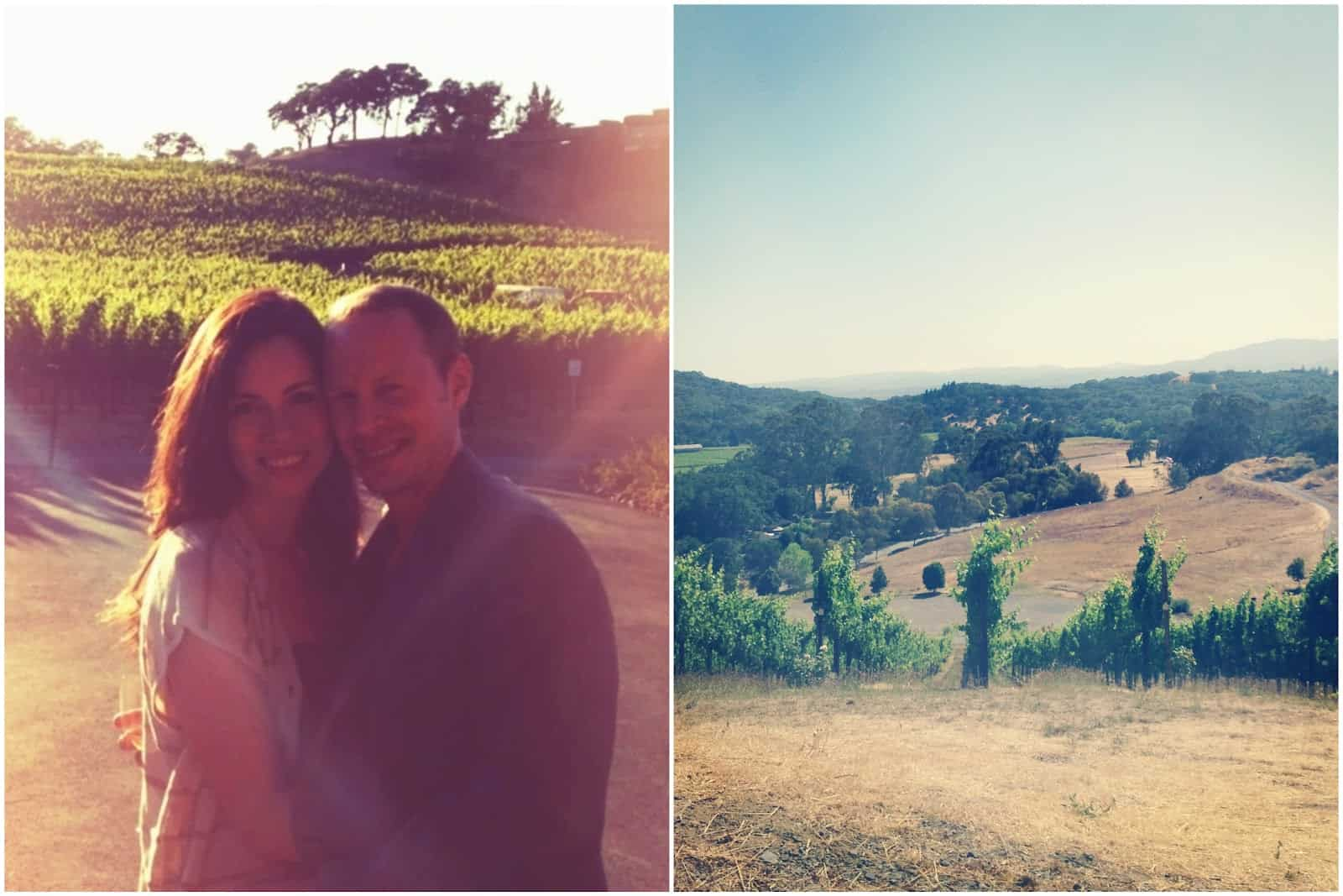 Wonderful Weekend in Wine Country