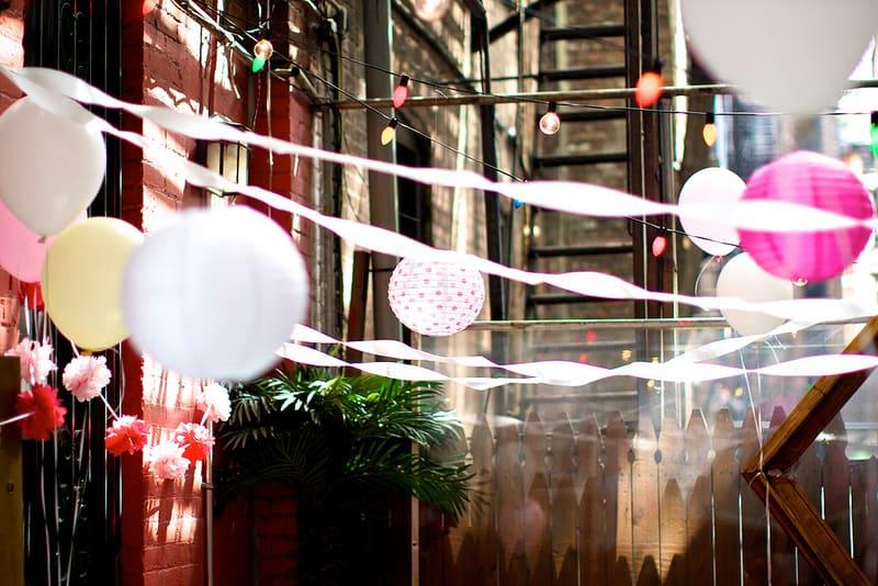 Bridal Update- NYC Shower