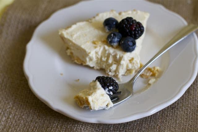 {Milk Bar Mondays} Sweet Corn Cereal Milk Ice Cream Pie