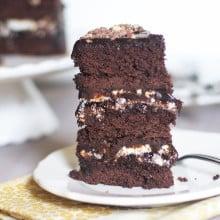 {Milk Bar Mondays} Chocolate Malt Layer Cake