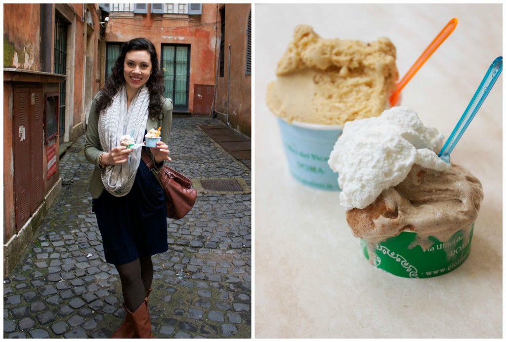 gelato collage