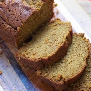 Easy One-bowl Pumpkin Bread