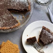 {Milk Bar Monday} Fudgy Brownie Pie