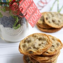 Chewy Chocolate Chip Cookie Mix