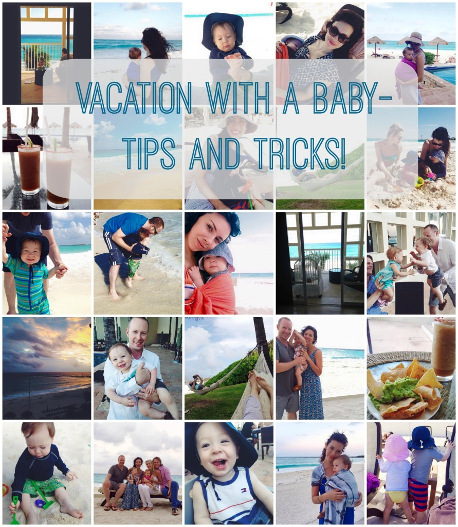 Vacation Tips Collage