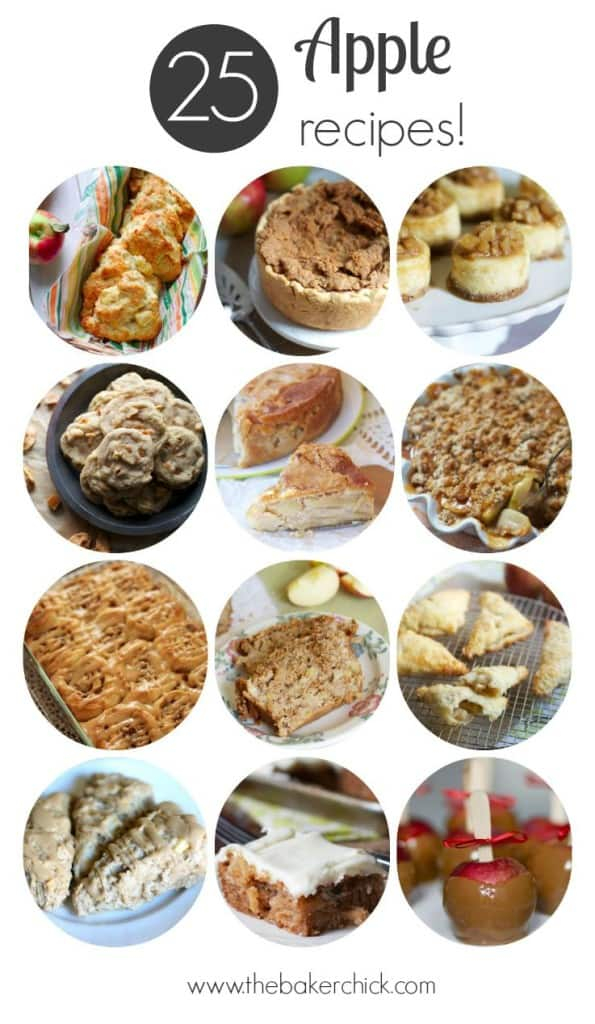 25 Apple Recipes!