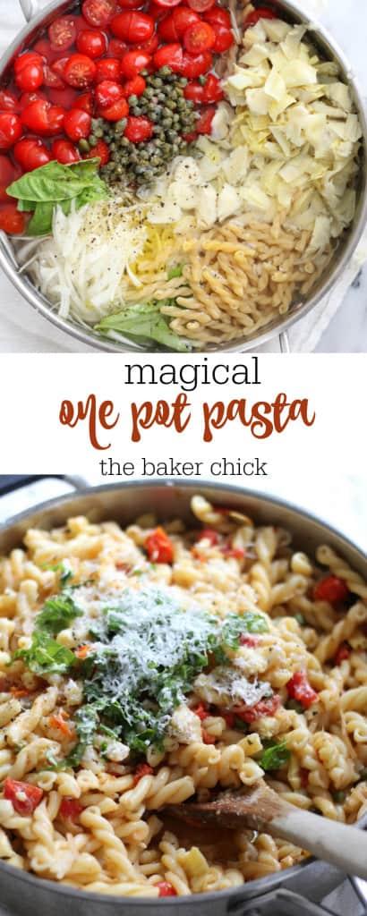magical onepot pasta
