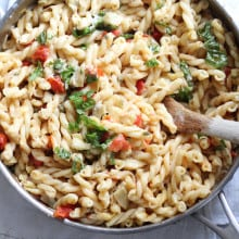 Magical One Pot Pasta