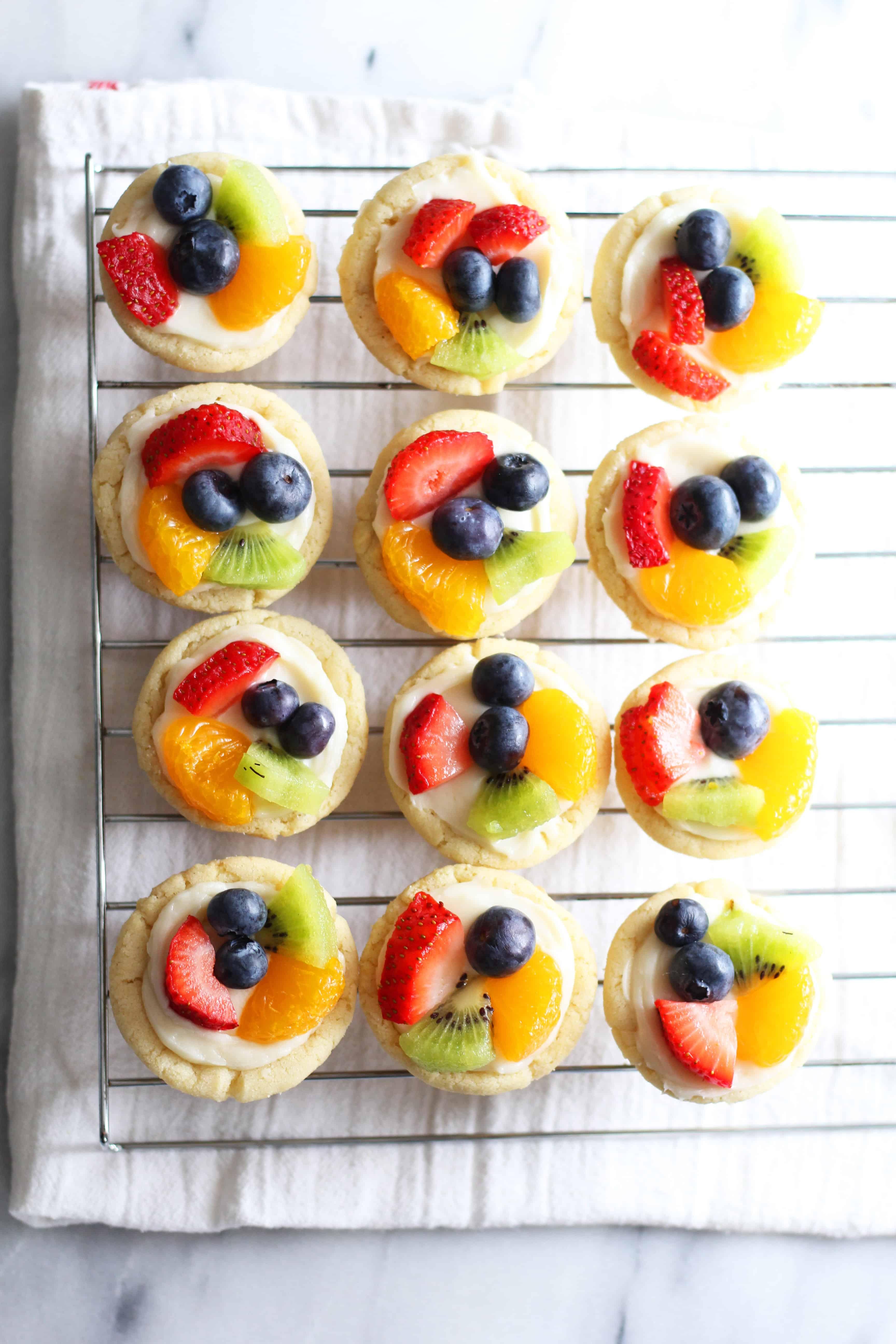 Easy mini lemon tart recipes