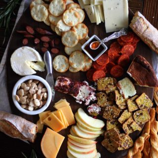 Tips to create the perfect cheeseboard