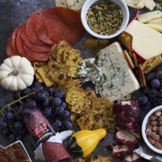 Fall Harvest Cheeseboard