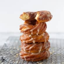 Vanilla Bean French Crullers