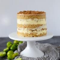 Key Lime Pie Layer Cake